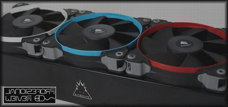 Review de corsair ventiladores ventiladores corsair sp120l